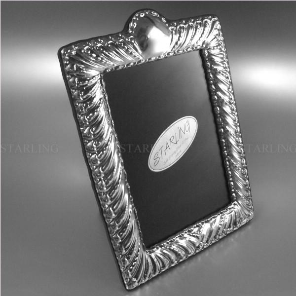 Fotorahmen Silber